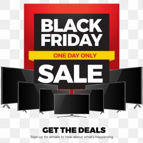 Black Friday Promotions - Black Friday Discounts And Allowances Shopping Promotion Retail PNG