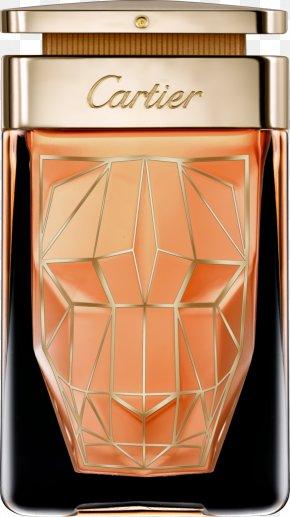 Cartier Cheetah Bottle - Leopard Perfume Cartier Earring Musk PNG