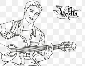 Season 3 ViolettaSeason 2 ViolettaSeason 1Bull Riding Coloring Pages - Drawing Coloring Book Violetta PNG