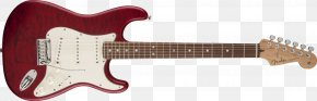 Electric Guitar - Fender Stratocaster Fender Bullet Squier Deluxe Hot Rails Stratocaster Guitar Elite Stratocaster PNG