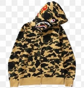 A Bathing Ape - Hoodie A Bathing Ape T-shirt Bluza BAPE STORE® NEW YORK PNG
