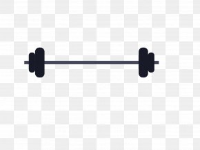 Hand Drawn Vector Material Barbell - Olympic Weightlifting Weightlifting At The 2016 Summer Olympics U2013 Womens 75 Kg Barbell PNG