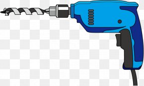 Power Tool - Augers Hand Tool Impact Driver Clip Art PNG