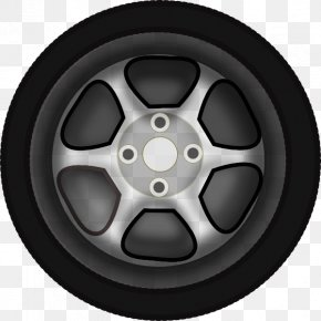 Rim Cliparts - Car Wheel Clip Art PNG