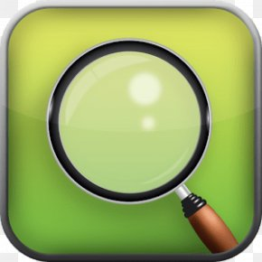 Magnifying Glass - Magnifying Glass Kindle Fire Loupe PNG