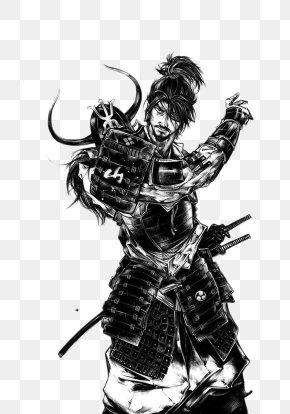 Samurai - Samurai Computer File PNG