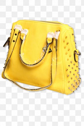Handbag - Handbag Yellow Leather Clothing Accessories Clutch PNG