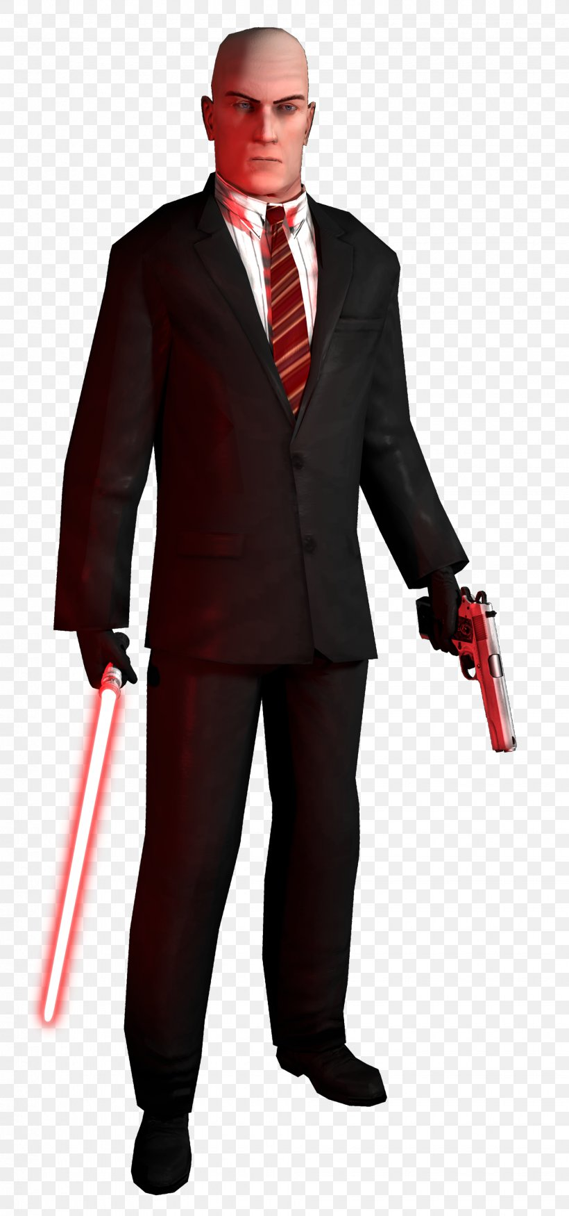 Hitman Codename 47 Hitman Absolution Agent 47 Png 1850x3950px