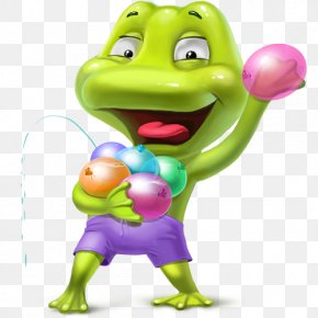 Songkran - Camfrog Summer FUN Show Gift Water Balloon PNG