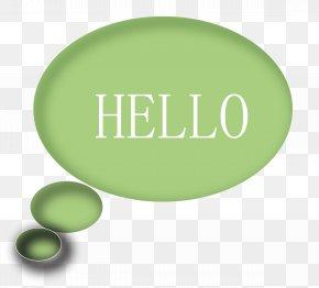 Hello Bubble Dialog Box - Speech Balloon Dialog Box Bubble PNG