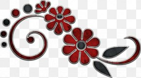 Flower - Wall Decal Sticker Polyvinyl Chloride Flower PNG