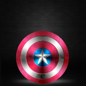 Captain America - Captain America's Shield United States PNG