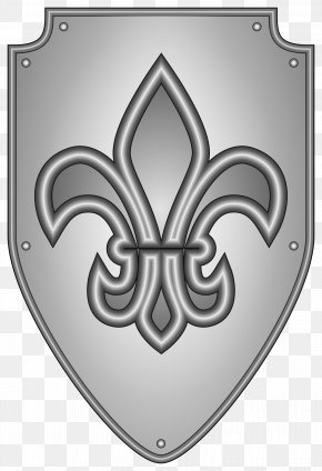 Shield - Middle Ages Clip Art Shield Knight Illustration PNG