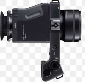 Camera Viewfinder - Camera Lens Sigma Dp2 Quattro Sigma Dp0 Quattro Sigma Dp1 Quattro PNG