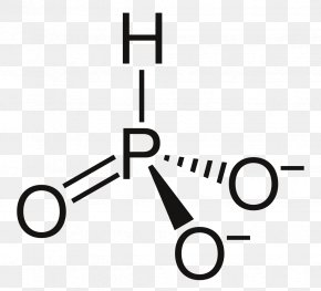 Science - Phosphite Anion Polyatomic Ion Ionic Compound Lewis Structure PNG