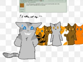 The Rise Of Scourge Cat Warriors Tigerstar Graystripe, PNG