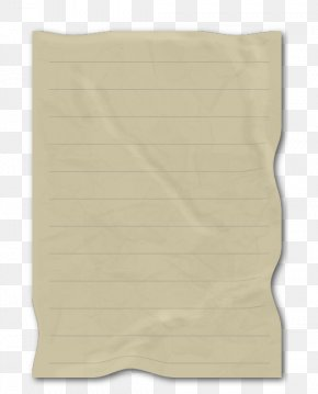 Papel - Paper Wood Material Beige PNG