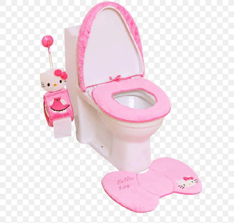 Toilet Seat Bathroom, PNG, 645x783px, Toilet, Bathroom, Bowl, Cartoon, Cushion Download Free