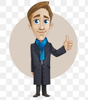 Cartoon Man - Gentleman Free Content Clip Art PNG