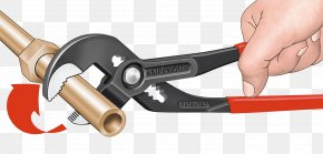 Pliers - Tongue-and-groove Pliers Tool Knipex PNG