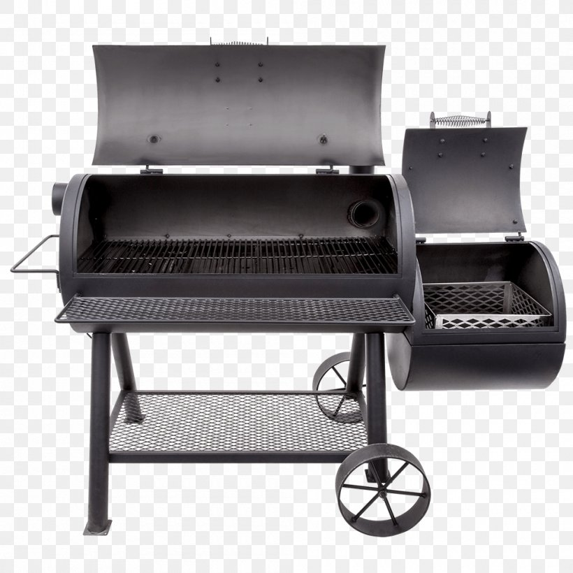 Barbecue Smoking BBQ Smoker Char-Broil Oklahoma Joe's Charcoal Smoker And Grill Grilling, PNG, 1000x1000px, Barbecue, Barbecue Grill, Bbq Smoker, Charbroil, Charcoal Download Free