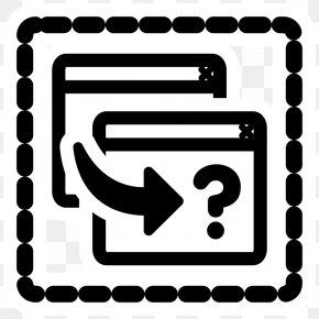 Mono Black And White - Clip Art Icon Design PNG