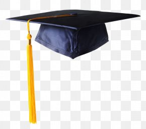 Bachelor Cap - Square Academic Cap Graduation Ceremony Hat Doctorate PNG