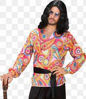 Costume Homme - 1970s 1960s Costume Party Dress PNG