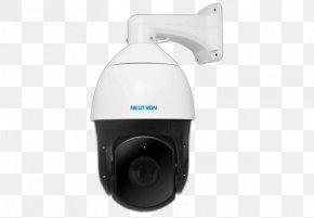 Camera - Analog High Definition Pan–tilt–zoom Camera Dome-Kamera Zoom Lens PNG