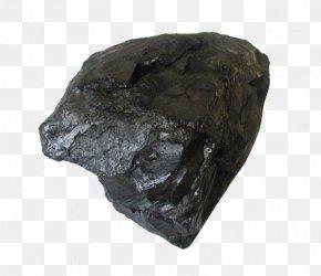 Black Coal Block Material - Crusher Stone Material Coal Mill PNG