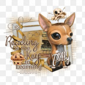 Reading Room - Chihuahua Puppy Love Dog Breed Toy Dog PNG