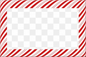 Pepermint - Candy Cane Christmas Santa Claus Clip Art PNG