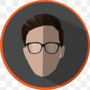 Low Poly - Glasses Nose Goggles Clip Art PNG