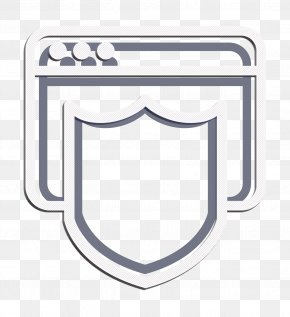 Rectangle Web Page Icon - Online Icon Page Icon Security Icon PNG