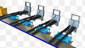 System Loading - Trolley Automation Train Machine Conveyor System PNG