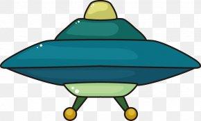 Cartoon UFO UFO - Unidentified Flying Object Cartoon Clip Art PNG