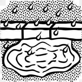 Puddle - Drawing Puddle Water Coloring Book PNG