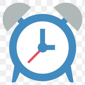 Alarm - Emoji Time Emoticon Text Messaging SMS PNG