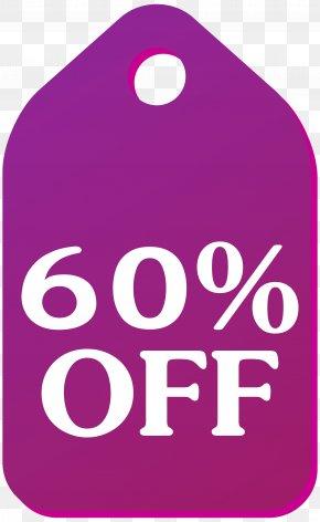 Purple Discount Tag Clip Art Image - Clip Art PNG