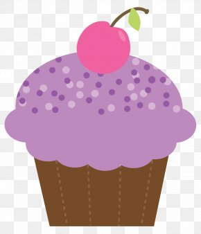 Teacher Birthday Cliparts - Cupcake Muffin Birthday Cake Clip Art PNG