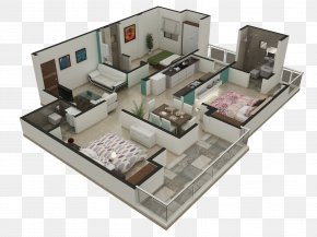 Design - 3D Floor Plan Architecture Interior Design Services PNG