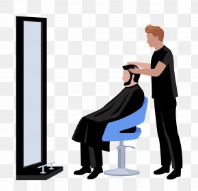 Hairdresser Men Images Hairdresser Men Transparent Png Free Download