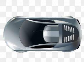 Vector Car Top Design - Car Automotive Design Dashcam PNG