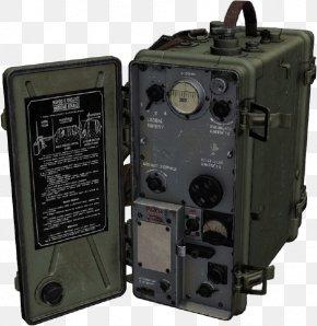 Radio Station - DayZ Microphone Transceiver Audio Signal Radio Station PNG