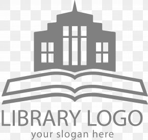 Library LOGO - Logo Library Clip Art PNG