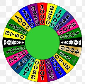 Fortune - Microsoft PowerPoint Game Show Template Wheel PNG