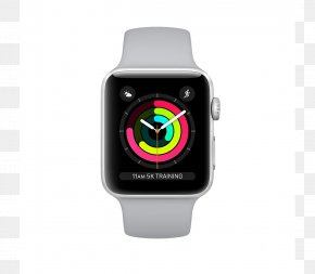 Apple - Apple Watch Series 3 Apple Watch Series 2 Smartwatch PNG
