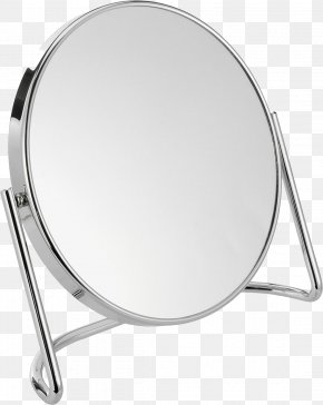 Mirror - Mirror Light Magnifying Glass Cosmetics Magnification PNG