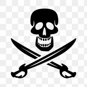 Skull - Skull Piracy Clip Art PNG