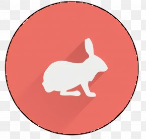 Tail Easter Bunny - Easter Bunny Background PNG